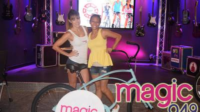 Magic 94.9 Bike Party!