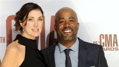 Darius Rucker, wife split after 20 years of marriage
