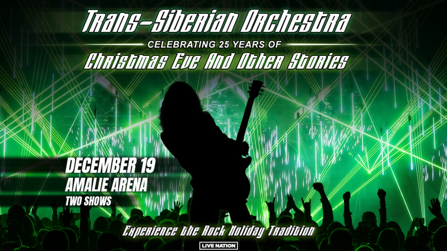 Enter for your chance to win Trans-Siberian Orchestra tickets!