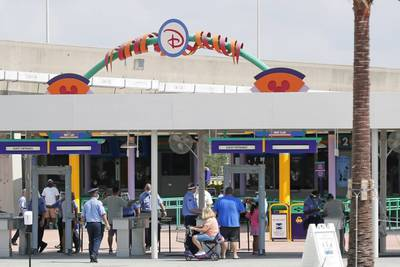 Coronavirus: Walt Disney World reopens two theme parks