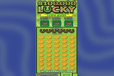 Lottery triple play: Maryland man wins third scratch-off jackpot in 2 years
